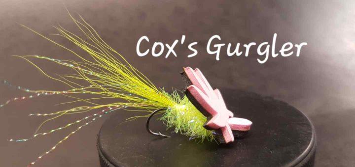 Pemberton Fish Finder - Cox Gurgler Fly