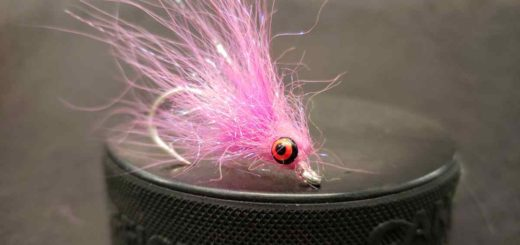 Friday Night Flies - A Pink Salmon Fly