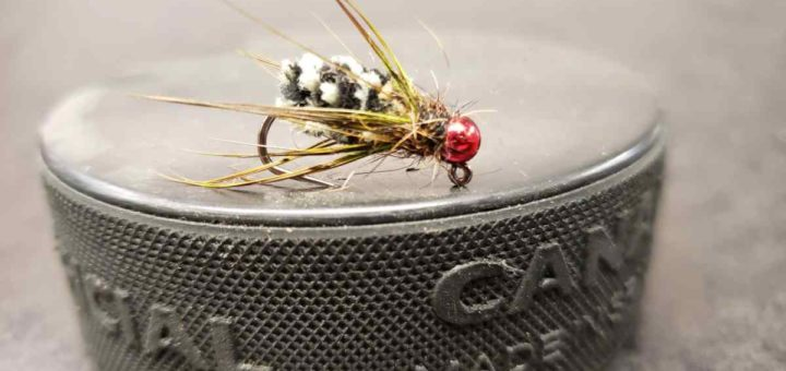 Friday Night Flies - BJ Case Caddis Fly