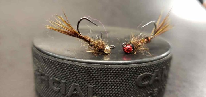 Friday Night Flies - BJ Pheasant Tail Fly