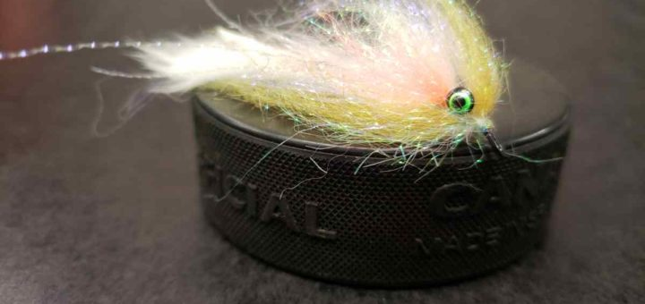 Friday Night Flies - Lillooet River Minnow Fly