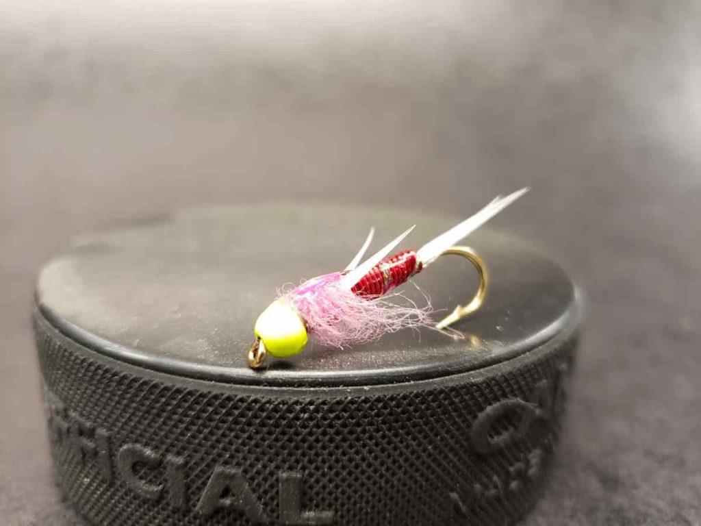 Friday Night Flies - Pink Salmon Haze
