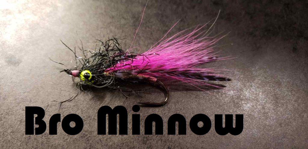 Friday Night Flies - Bro Minnow
