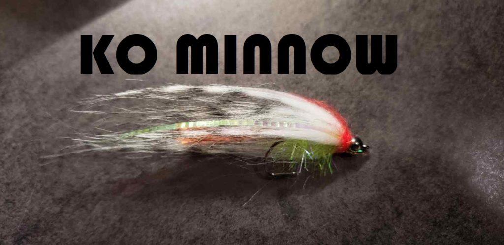 Friday Night Flies - KO Minnow