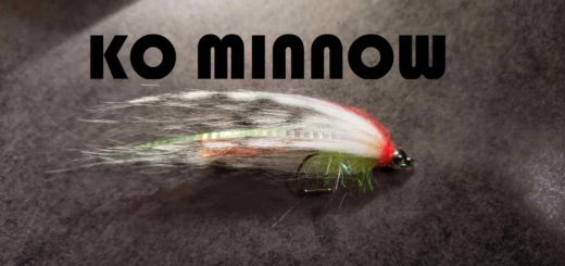 Friday Night Flies - KO Minnow