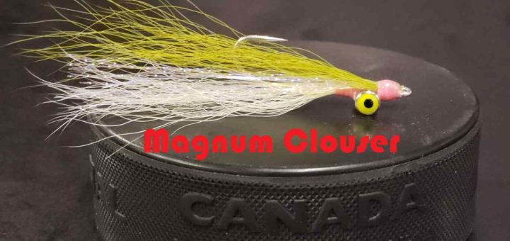 Friday Night Flies - Magnum Clouser Fly