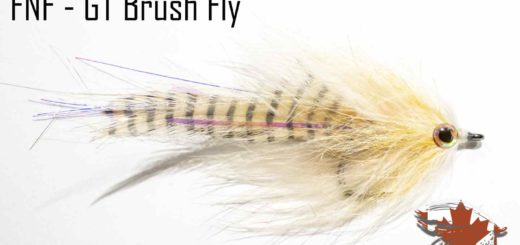 Friday Night Flies - GT Brush Fly