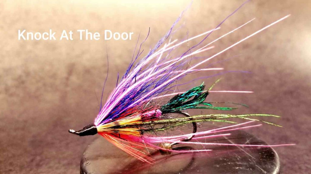 Friday Night Flies - Knock at the door Spey