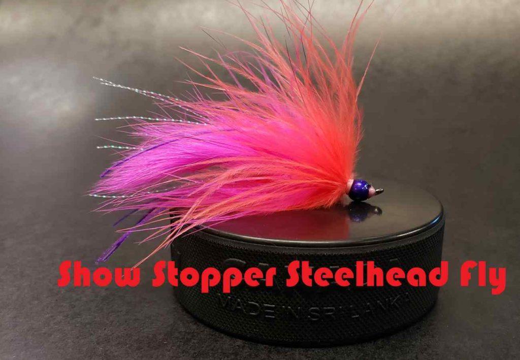 Friday Night Flies - Show Stopper Steelhead Fly