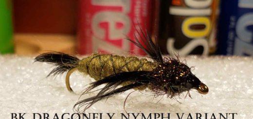 Friday Night Flies - BK Dragonfly Nymph Variant