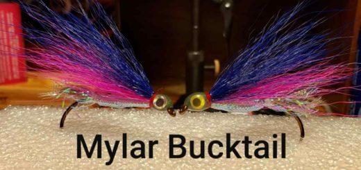 Friday Night Flies - Mylar Bucktail Fly