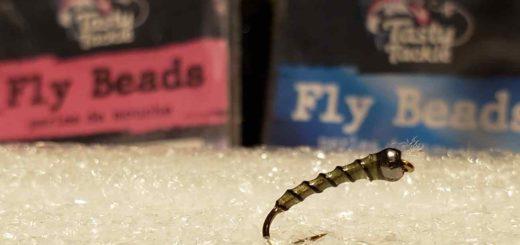 Friday Night Flies - Light Olive Black Rib Chironomid