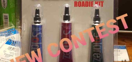 Solarez Roadie kit contest