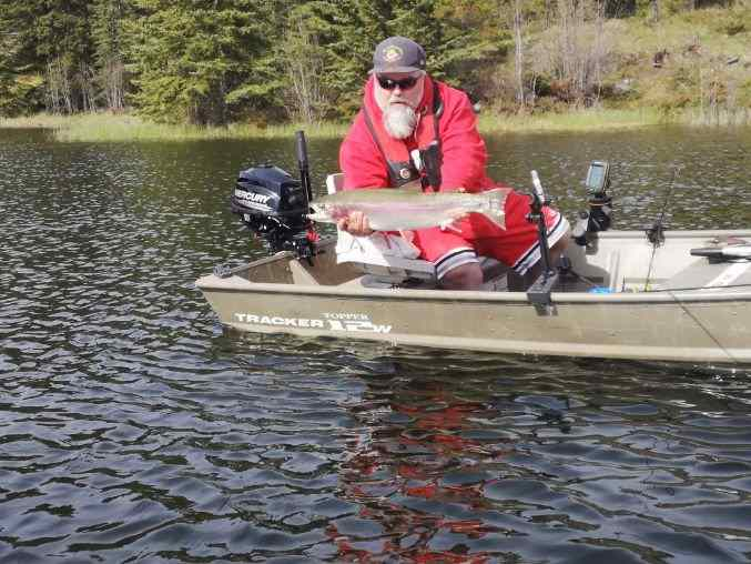 Chironomid Fly Fishing patterns for BC Lakes